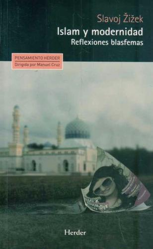 islam y modernidad de  slavoj zizek