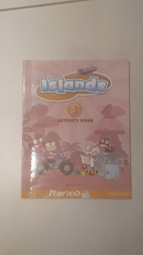 island 3 activity book pearson