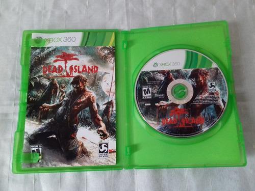 island xbox 360 jogo dead