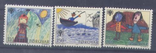 islas feroe - serie temas infantiles 1979