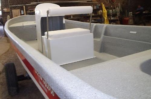 islero aramendi 620 c/60hp y trailer