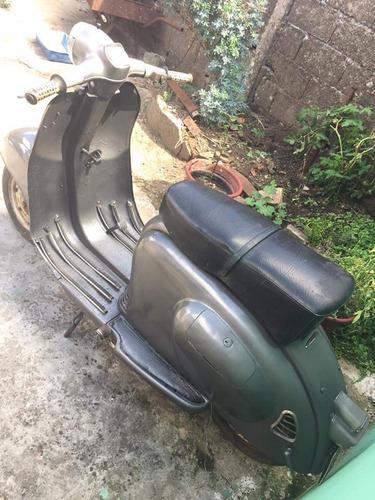 iso milano motoneta italiana