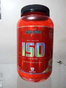 019976616 Iso Premium Integralmedica Massa Muscular Whey Protein - Suplementos no  Mercado Livre Brasil