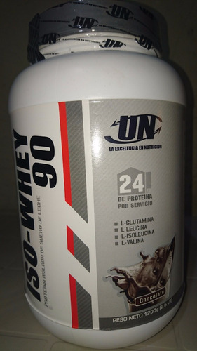 iso-whey 90 proteína (tipo isopure, gold standard) 2,6lbs