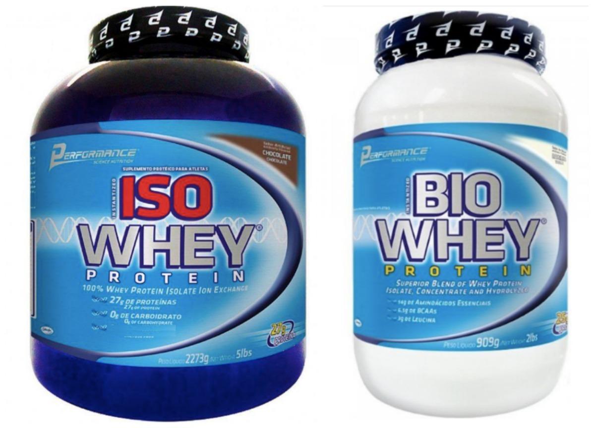 f3aebe3bc iso whey protein 2273g performance + bio whey 909g performan. Carregando  zoom.