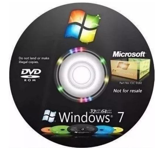 iso windows 7 original 2018