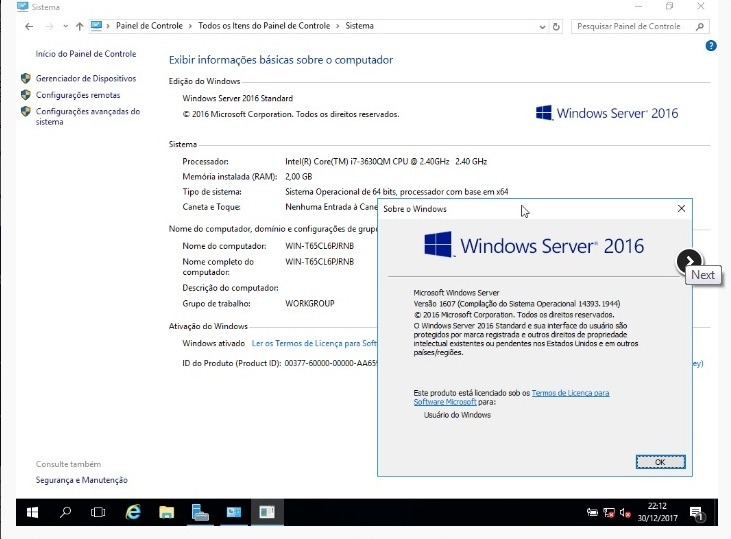 Iso Windows Server Standart E Datacenter 64 Bits Pt-br
