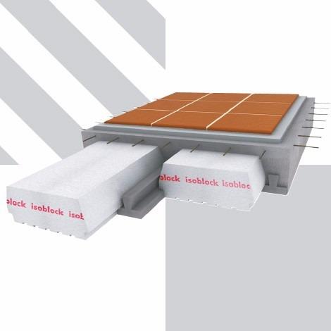 isoblock ladrillos de telgopor 10cm para viguetas novopor