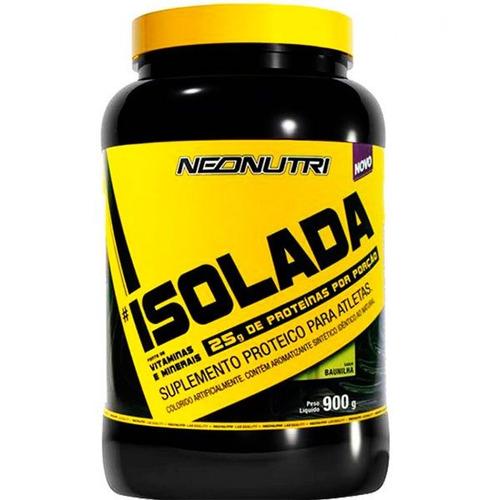 isolada - 900g - neonutri