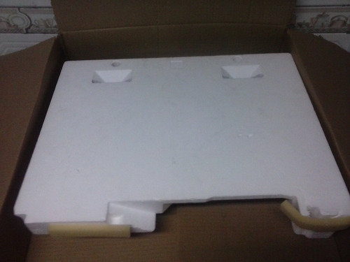isolamento do evaporador refrigerador  bosch/continental/ge