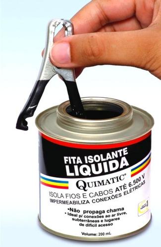 isolante liquida fita