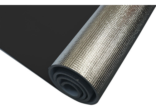 isolante térmico ntk aluminizado fabricado em eva ultra-leve
