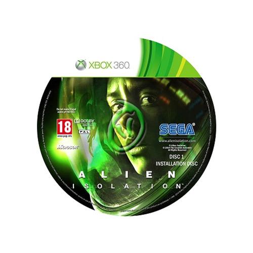 isolation xbox 360 juego alien