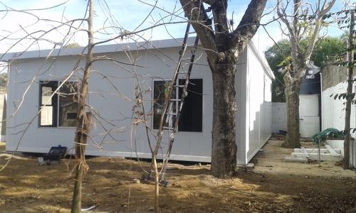 isopanel construcciones, techos,módulos,ampliasiones