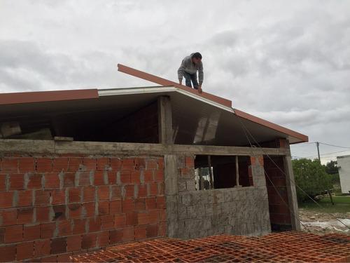 isopanel módulos techos casas galpones oficina cámaras techo