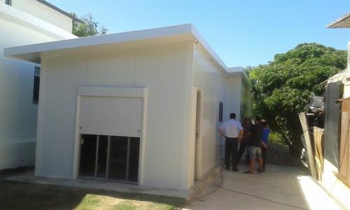 isopanel techos casas panel house