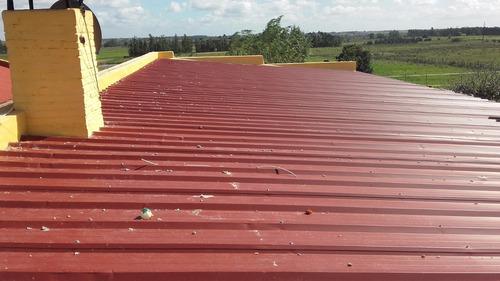 isopanel techos, tabiques, colocación y suministro.