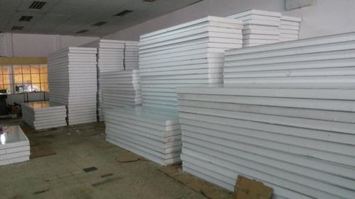 isopanel u$s 34,20  placas para techo o pared
