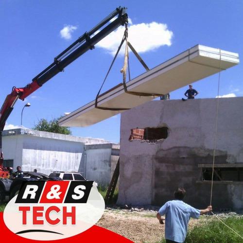 isopaneles techos casas..oferta precio publicado instalado