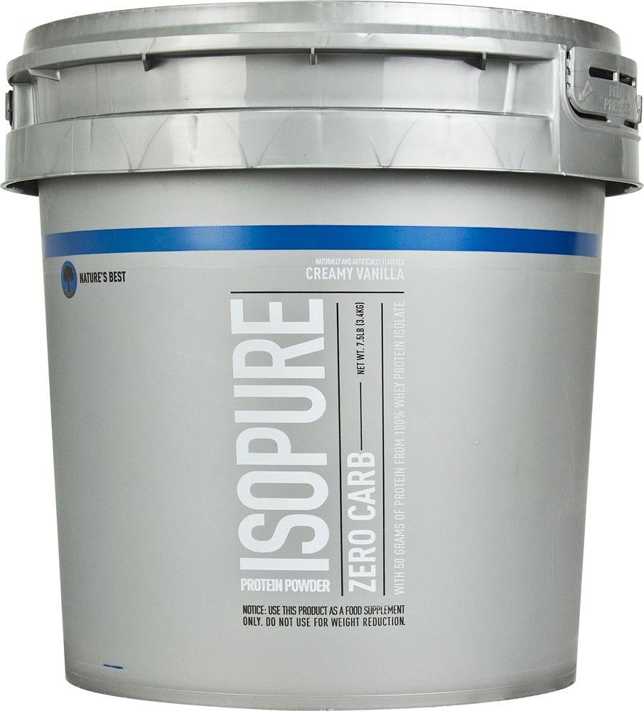 Isopure ® 7.5 Lbs Zero Carbo 100% Whey Proteina Isolatada