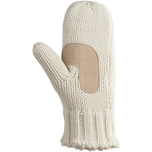 isotoner women x26 39 s chunky cable knit sherpasoft mittens