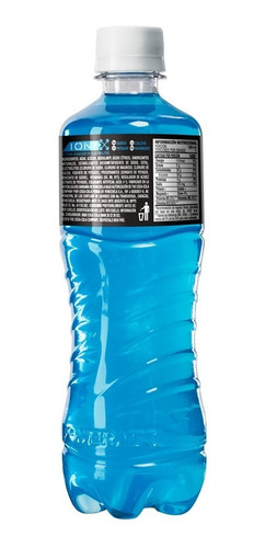 isotónico powerade mora azul pet 500ml 12 unidades.
