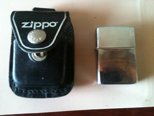 isqueiro original zippo mais estojo.