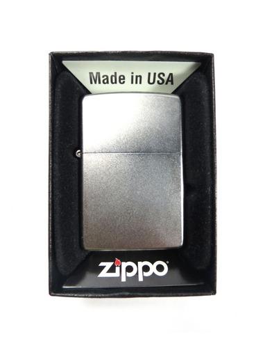 isqueiro zippo cinza original