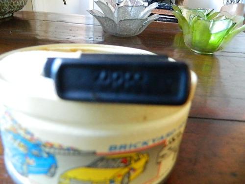 isqueiro zippo comemorativo 400 milhas