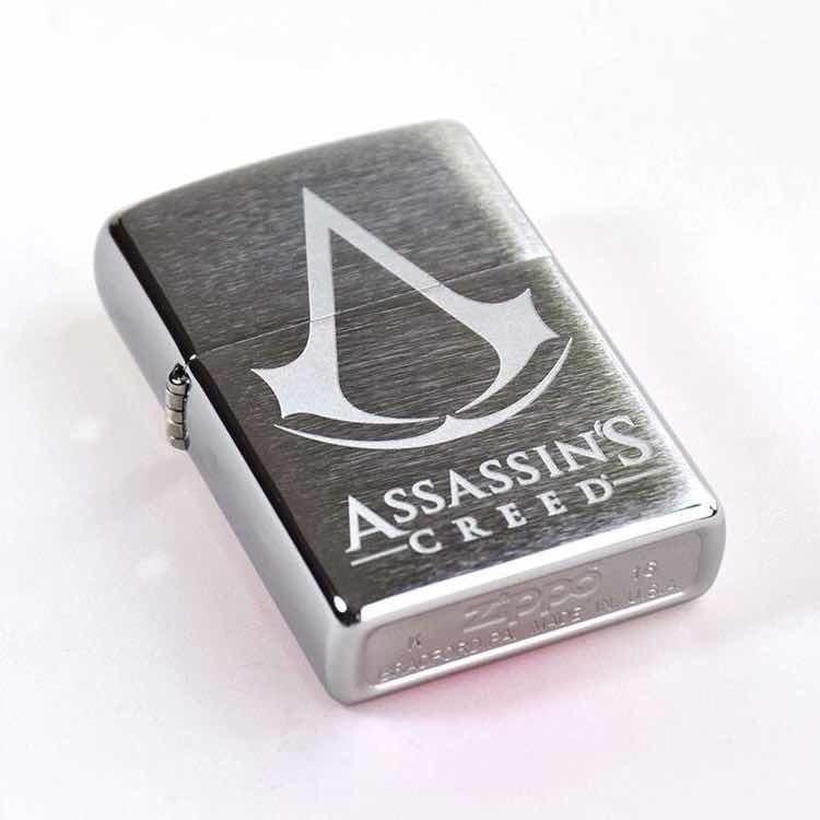 Isqueiro Zippo Original Assassin S Creed 29494 R 239 90 Em