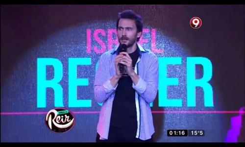 israel regner - show stand up - humor - eventos - festejos