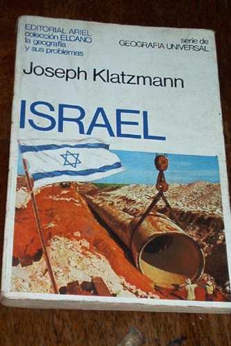israel  serie de geografìa