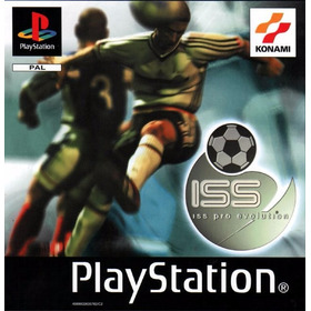 Iss Pro Evolution 1 Playstation 1