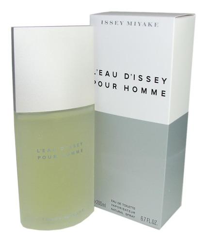 issey miyake hombre 4.2oz (125.ml) sellada original