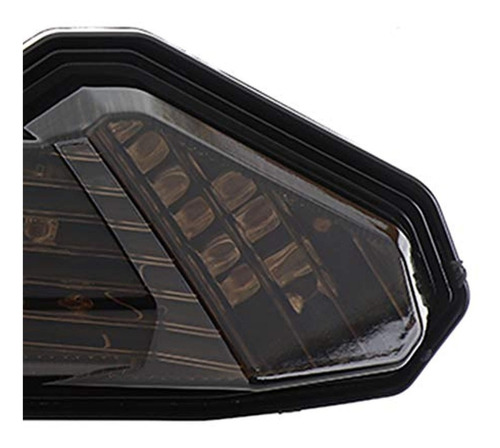 issyzone fz09 integrated tail light led turn