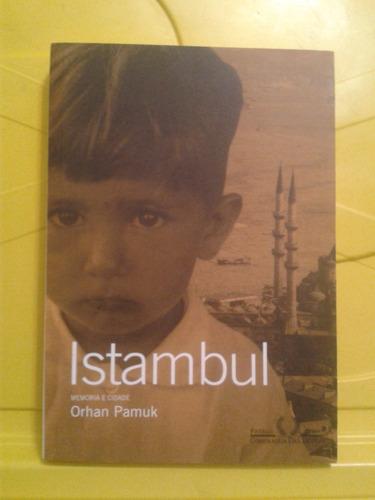 istambul - orhan pamuk