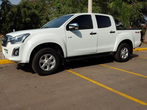 isuzu d-max pick-up 4x4