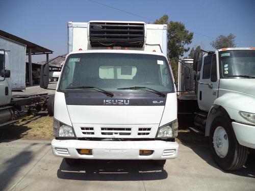 isuzu elf 300 modelo 2008 refrigerado