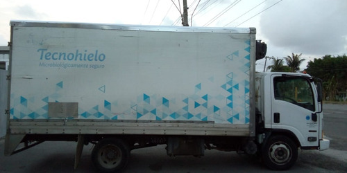 isuzu elf 500 caja refrigerada y thermo
