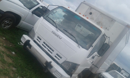 isuzu elfg 400 2007