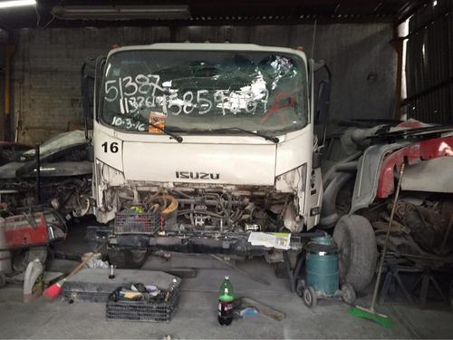 isuzu otros modelos elff 500 largo 2012