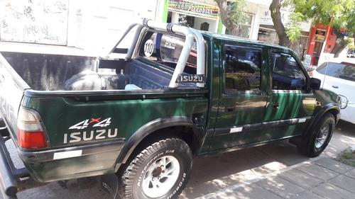 isuzu pick-up 3.1 d/c turbo aa
