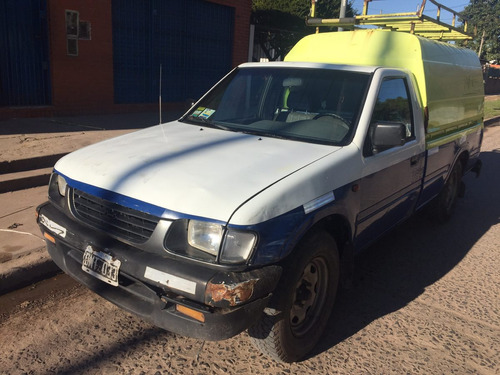 isuzu pick up doble cabina 2.5 td excel