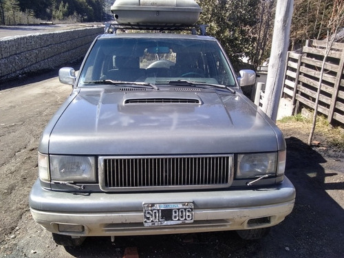 isuzu trooper 1993 3.1 i ls wagon