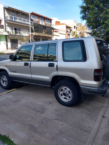 isuzu trooper 1998 3.1 i scout wagon