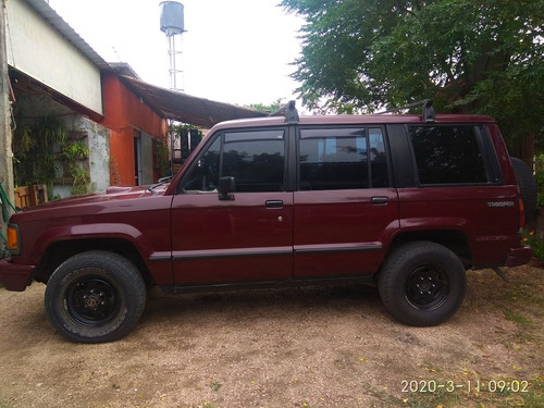 isuzu trooper  2.8 turbo interculer