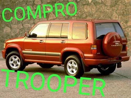 isuzu trooper 3.1 di banzai wagon 1999