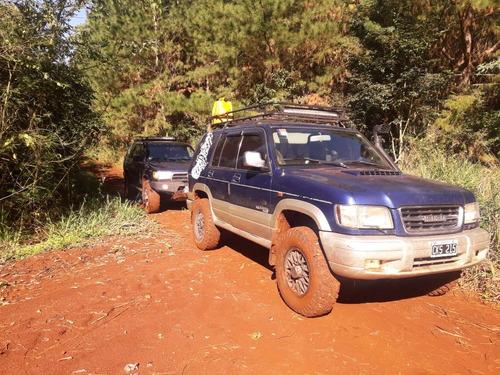 isuzu trooper 3.1 i ls wagon 1998