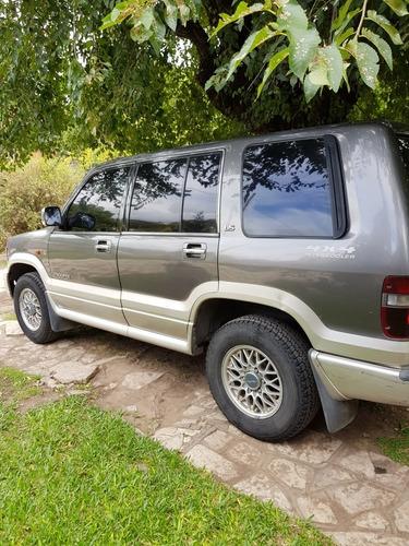 isuzu trooper 3.1 i ls wagon 1999