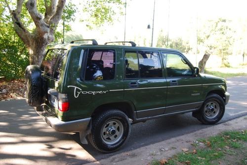isuzu trooper banzai wagon 3.1 d 2001
